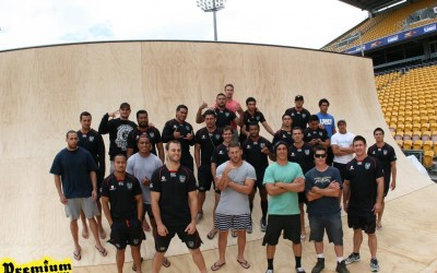 Big Day Out – Vodafone Warriors