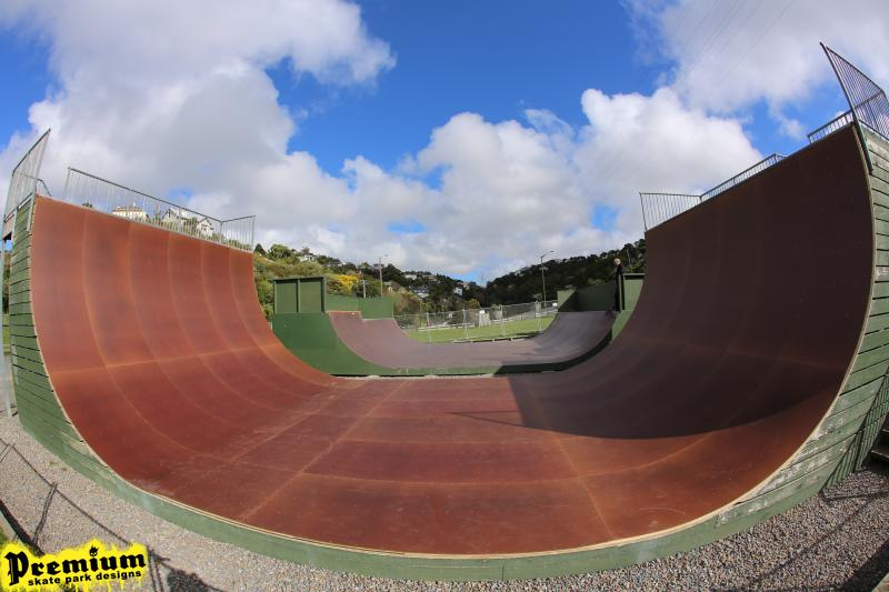 Karori Skate Ramps Upgrade
