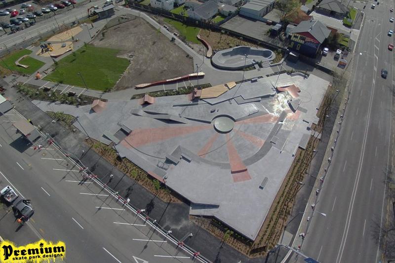 Hastings Skate Park Opening