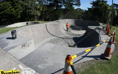 Lynfield Bowl Upgrade