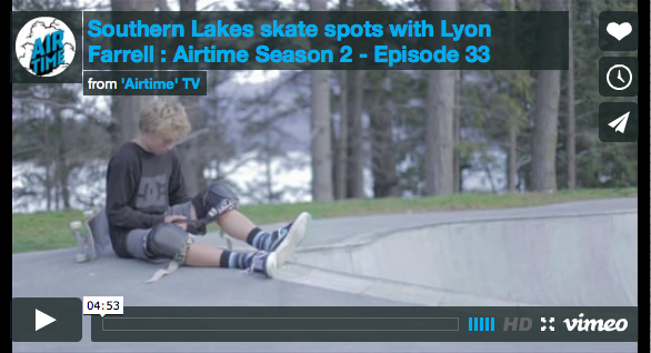 Dream Ramp And Queenstown Bowl Clip