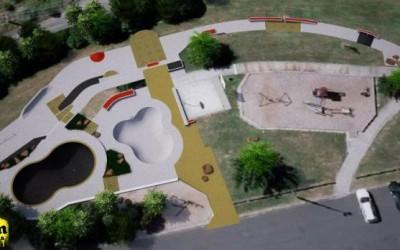 Hooten Reserve Skate Park