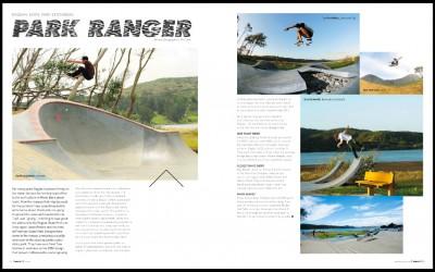 Raglan Park Ranger