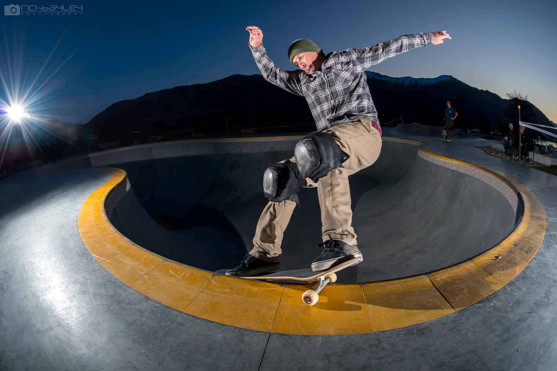Premium Skate Designs - Jason Parkes - Smith Grind