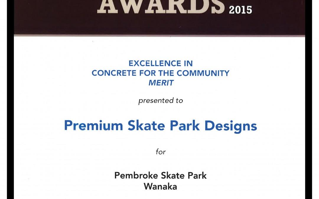 Concrete Sustainability Awards 2015