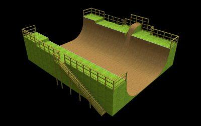 Onehunga Skatepark Concept