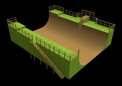 Premium Skatepark Designs Onehunga-1