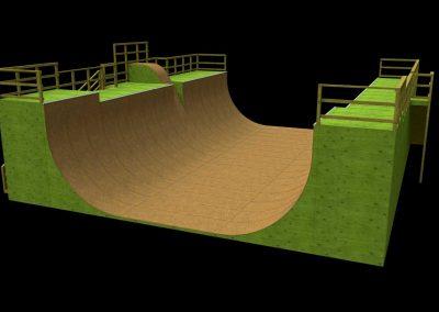 Premium Skatepark Designs Onehunga-2