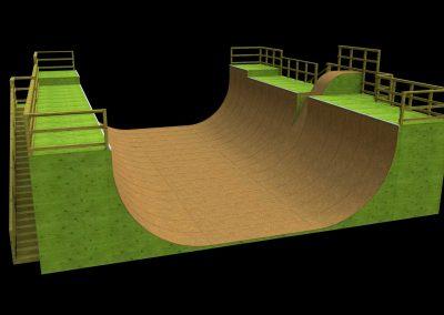 Premium Skatepark Designs Onehunga-4