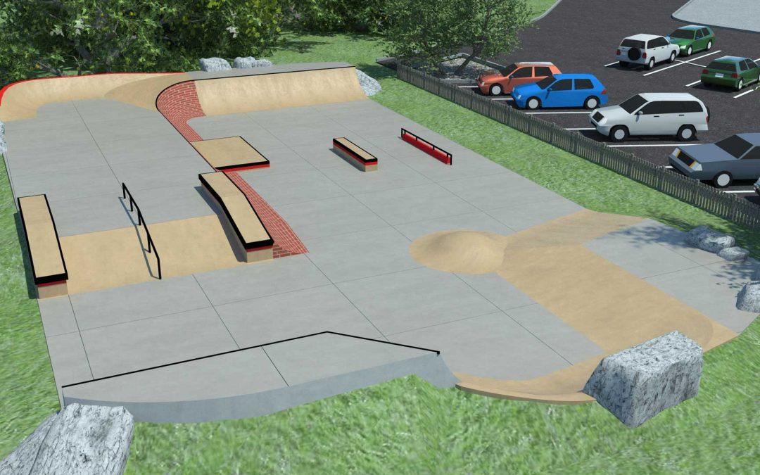 Tawa Skatepark Concept